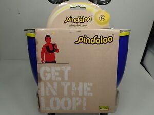Blue Pindaloo Skill Toy Get In The Loop Hand Eye Coordination Motor Multi-Age