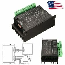 CNC Single Axis 4A TB6600 2/4 Phase Hybrid Stepper Motor Drivers Controller New