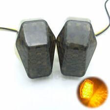 2x Motorrad LED Verkleidungsblinker für Suzuki GSXR 600 750 1000 E-Geprüft Lampe