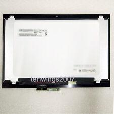 "FHD 14.0"" Touch LCD SCREEN assembly F Lenovo Yoga 520-14IKB 81C8 80X8 B140HAN04"
