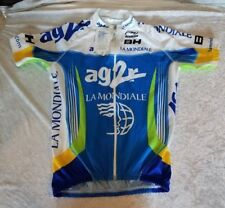 Cycling Bicycling Jersey NWT NEW ag2R UCI Protour La Mondiale Biemme Medium 3