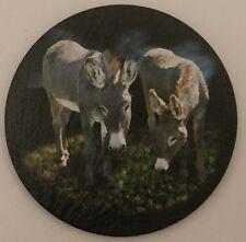 Horse - Equestrian - Donkey - Coaster - Welsh Slate