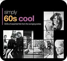 Various Artists - Simply 60s Cool / Various [New CD] UK - Import