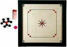 Carrom Board 20 inch With Power,coin,stricker Board Game *Fast shipping*