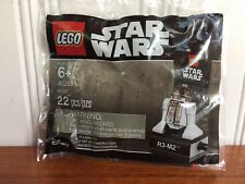LEGO 40268 Star Wars R3-M2 Promo Minifigure Polybag New    Free Shipping