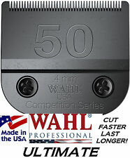 WAHL Ultimate Compétition Animal Toilettage #50 Blade Fit Most Oster, Andis