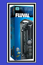 Fluval U4 Underwater Filter Submersible Aquarium & Fish Tank Filtration Kit *