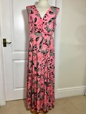 Ann Harvey Maxi Dress, Cruise, Xmas Party, Occasion Size 12. New Without Tags.