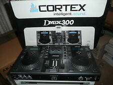 CORTEX DMIX300 double lecteur USB + table de mix