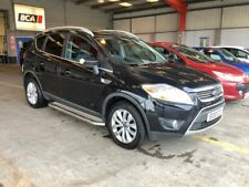 2010 FORD KUGA 2.0 TDCI 2WD TITANIUM - PRIVACY GLASS, HALF LEATHER, NICE, CAT D