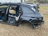 Seitenteil Seitenwand links hinten AUDI A4 Avant (8K, B8) RS4 quattro  331 kW