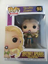 Funko Pop! Rocks Britney Spears I'm a Slave #98