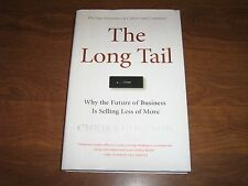 The Long Tail : Future of Business Is Selling Less of More by Chris Anderson HC