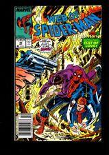 Web of Spider-Man US MARVEL VOL 1 # 43/'88