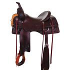 "Circle Y 15.5"" Cody Crow Versatility Ranch Rider Wide Tree Saddle #1381-9551-05"