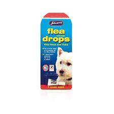 Antiparasitaires et anti-puces pour petits chiens puces pour chien