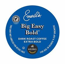 Keurig Emeril's Big Easy Bold K-Cup Counts 50 Count Free Shipping