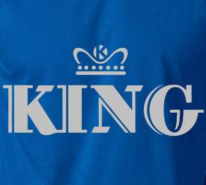 KING Records 100% Ringspun T-Shirt - James Brown R&B Country Music Label Tee