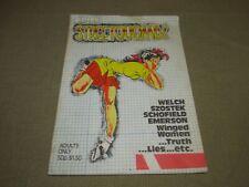 Streetquomix No 3 1977 Ar Zak Underground British Comic Szostek Schofield et al