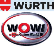 DIAGNOSTIC SOFTWARE WOW WURTH 5.00.12 + includes Upto 2018 cars download Snooper
