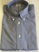 NWT BROOKS BROTHERS 1818 MEN L/S ORIGINAL POLO NON IRON COTTON SHIRT S_XL $94.50