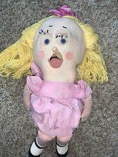 Mattel Shrinkin' Violette Doll (Shrinking Violet) 1963 vintage still talks