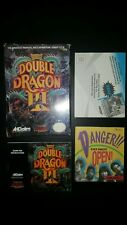 Double Dragon III: The Sacred Stones (Nintendo, NES,1991) Box/Manual+Poster Only