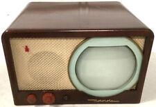New listing C.1940s Motorola Model 9vt1a Television Lot 1316