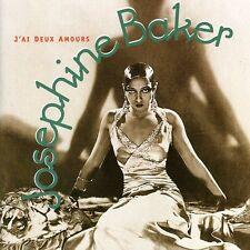 Josephine Baker - J'ai Deux Amours [New CD]
