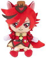 Bandai Kirakira PreCure a la Mode Cure Friends Plush Cure Chocolat Stuffed Toy