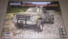 Revell '78 GMC Big Game Country Pickup 1:24 model car truck kit new 7226