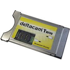Deltacam Twin 2.0 Module Ci Immédiatement Prêt pour P. Ex. HD+ 01,02, 03,04 U.A