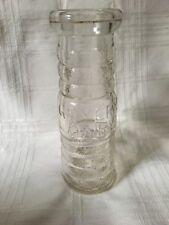 Vintage Half Pint Milk Bottle Geyer's Dairy Chicago Illinois 1941