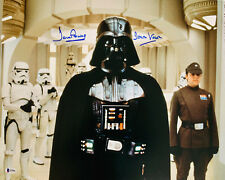 Dave Prowse Authentic Signed Star Wars Darth Vader 16x20 Photo - Beckett BAS 3