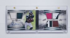 2014 TOPPS PRIME LEVEL 1 JORDAN MATTHEWS ROOKIE 6X PATCH AUTO /10 EAGLES