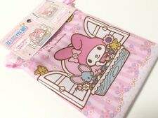 My Melody Pouch Cosmetic Pouch Portable Carry Pouch Purse Sanrio Kawaii DAISO