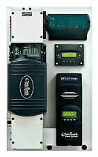 Solar System Off Grid 48 volt Outback Flexpower one with 600AHC10 Fusion AGMs