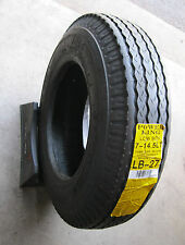 TWO (2) 7-14.5  LRF 12 ply TIRES Heavy Duty LPT, for trailer or mobile home use