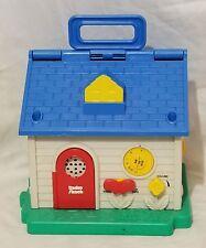 RARE-Vintage 70s RADIO SHACK Portable AM Radio Cassette Tape Player 60-2512