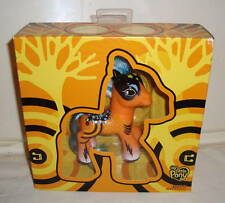 MY LITTLE PONY G3 ORANGE POP ART PONY 2008 MIB RARE HTF