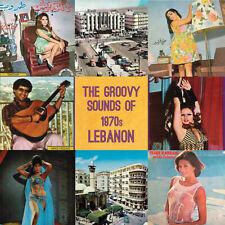 Groovy Sounds Of 1970s Lebanon LP Elias Ziad Rahbani Taroub Sabah Arabic disco