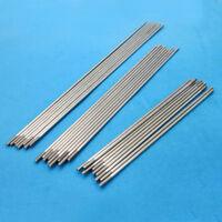4x M3 Tie Rods Servo Push Rod Linkage 150 200 250 300mm steel for Airplane Robot