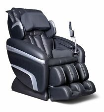 Black Osaki OS-7200H Executive Zero Gravity Massage Chair Recliner with Heat