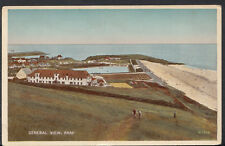 Dorset Postcard - General View of Knap   RS2929