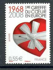 STAMP / TIMBRE FRANCE  N° 4179 ** 1° GREFFE DU COEUR EN EUROPE