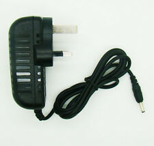 3 Pin UK plug AC/DC 12V 2A Charger Adapter Power Supply 3.5mm x 1.35mm