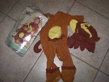 Rubies Monkey  Costume - Size Newborn