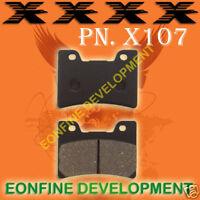 BRAKE PADS for YAMAHA FJ1200 VMX1200 VMX 12 V-MAX Front