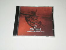 FRACTURED - ONLY HUMAN REMAINS - CD 2005 - Ebm/Idm/industrial - EX/EX -
