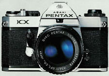 Pentax KX Asahi Camera Manual
